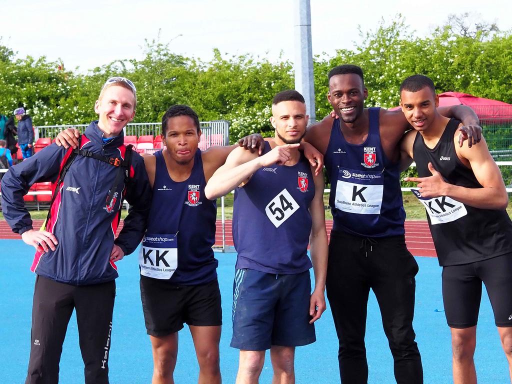 Kent AC SL Athletics